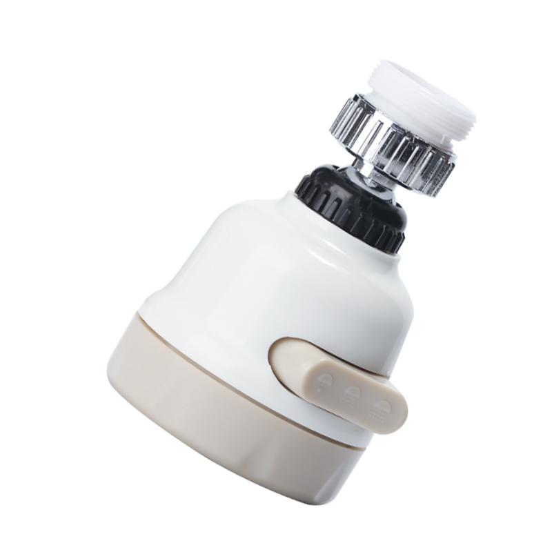 Sprayer Tap-Faucet FILTER-ADAPTER Aerator Bubble Rotatable Water-Saving Kitchen Flexible