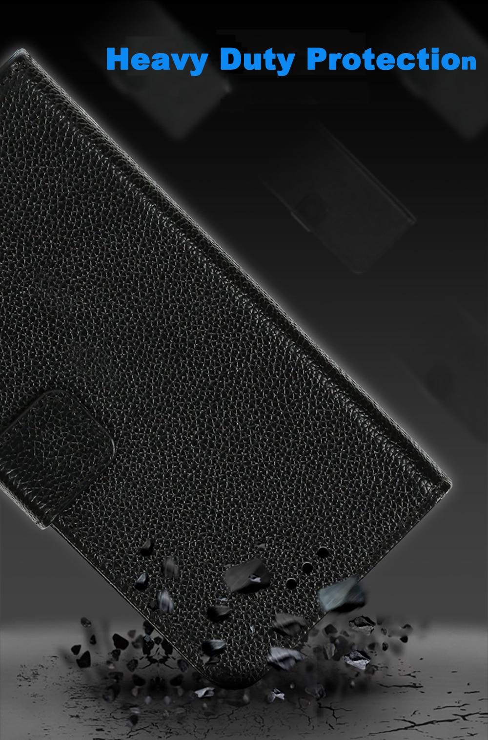 Yooyour-fodral för Archos 55 Helium Plus 55 Platinum 50 50c Platinum - Reservdelar och tillbehör för mobiltelefoner - Foto 3