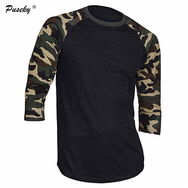 c1b1f5c8 Men Breathable Army Tactical Combat Round Neck T Shirt New Camouflage Half sleeve  T-shirt Military Dry Camo Camp Tees Shirt XXL