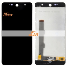 1pcs IFire Swift2 LCD Diaplay For Wileyfox Swift 2 LCD Display Screen Touch Digitizer Panel Assembly black free shipping+tools