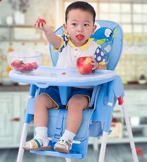 Горячие Продажи детский Стул Многофункциональный Складной Портативный Baby Стул Еда