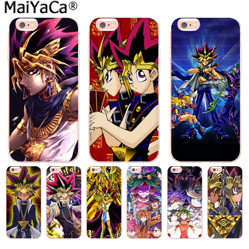Maiyaca Cartoon Anime Design Novelty Fundas Phone Case Cover For Iphone X 8 8plus Black Case Cover And 7 7plus 6 6s Superior Quality In