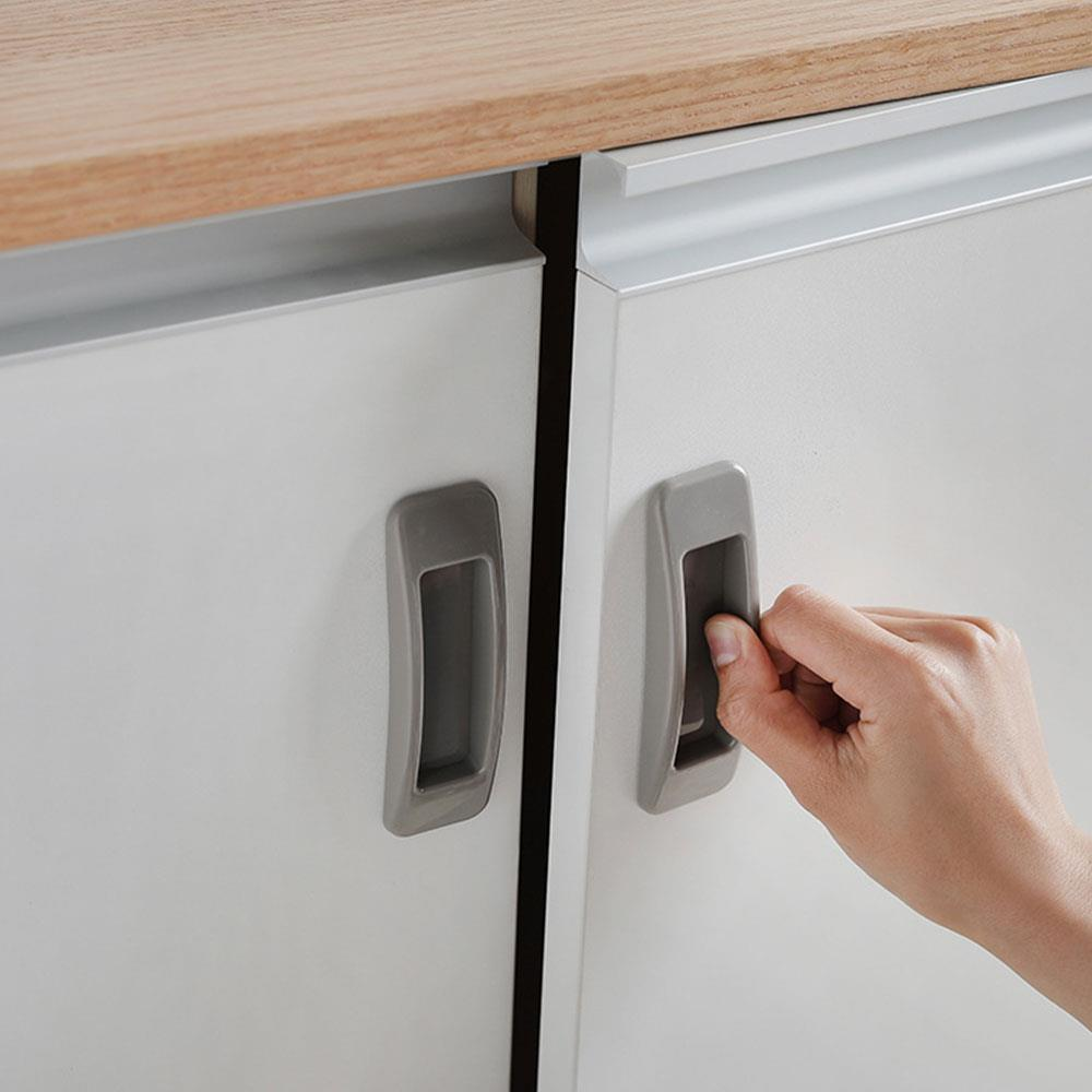 2pcs Modern Flush Embed Knobs Kitchen Cabinet Cupboard Door Drawer Nightstand Hidden Handles Wardrobe Sliding Recessed Pulls Buy At The Price Of 1 21 In Aliexpress Com Imall Com