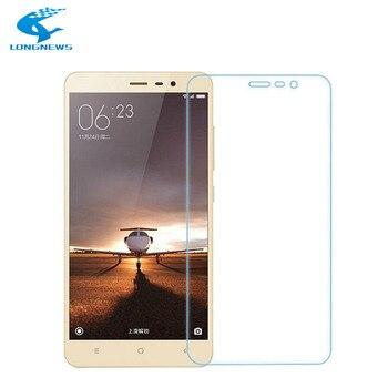 Newest High quality 9H HD for Xiaomi Redmi 3 3s 3x Tempered Glass Redmi Note 2 3 4 pro redmi 4 Mi5  Phone Screen Protector Film