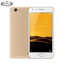 Лучшие Servo X3 4 г LTE сотовый телефон 5.0 «spreadtrum9832a 4 ядра Мобильные телефоны Оперативная память 1 ГБ Встроенная память 8 ГБ Камера 8.0mp android 6.0 GPS смартфонов
