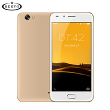 SERVO X3 4G LTE Cell Phone 5.0″ Spreadtrum9832A Quad Core Mobile Phones RAM 1GB ROM 8GB Camera 8.0MP Android 6.0 GPS Smartphones