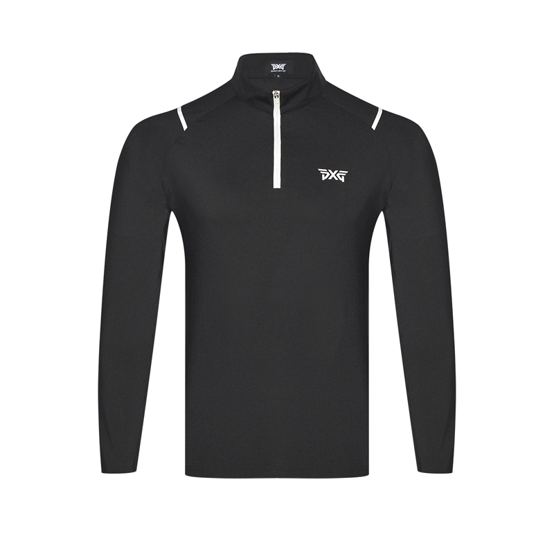 2018 Men Golf shirts 3 Colors Autumn Long Sleeve Golf T Shirt Zipper Breathable Sportswear Men'S Polo Shirts Tops Brand Shirt brand 2017 fashion male shirt long sleeves tops high quality simple shirt mens dress shirts slim men shirt