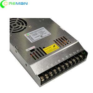 Image 3 - شاشة عرض ليد امدادات الطاقة 5 فولت 80A ، علامة ليد خارجي داخلي مجلس امدادات الطاقة 400 واط 5V80A 200 240 فولت مصدر كهرباء بتيار ترددي J400V5