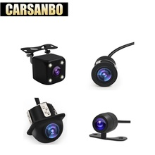 купить Carsanbo Car Rear View Camera 4 LED Night Vision Reversing Auto Parking Monitor CMOS Waterproof 170 Degree HD Video онлайн