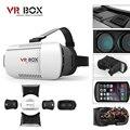 VR Очки Google Картон VR КОРОБКА 3D Очки Виртуальной Реальности Видео Игры На Головке VR Только 9.99 ДОЛЛАРОВ США 40 Шт. Большие Продажи
