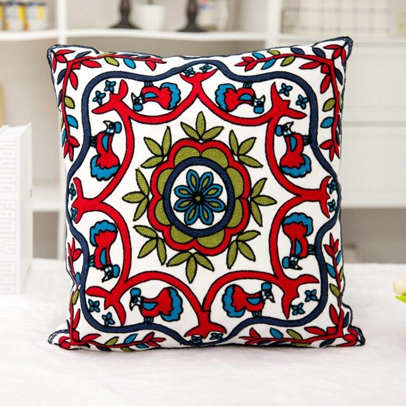 15 Pattem Classics Fundas de cojín decorativas Bordado 45 * 45cm - Textiles para el hogar - foto 2