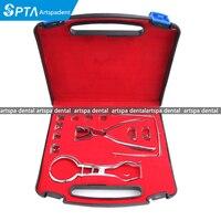 Dental Dentist Basic Rubber Dam Kit Dental Surgical Instruments Set
