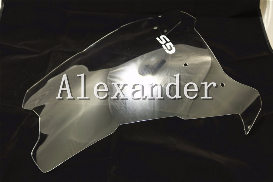 For BMW F800GS F650GS F700GS 2008 2009 2010 2011 2012 2013 2014 2015 2016 217 Windshield WindScreen F 800GS 650S F800 F650 GS motorcycle motorbikes wind deflectors windshield windscreen for 2008 2017 bmw f800gs f650gs f800 f650 gs 800gs 650gs smoke