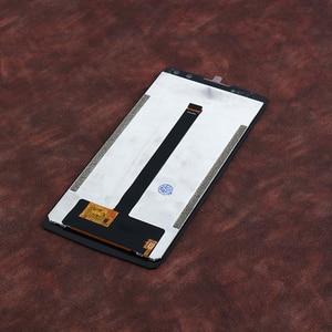 Image 4 - Ocolor pour Blackview P10000 Pro ecran LCD et ecran tactile pour Blackview P10000 Pro téléphone portable + outils et adhésif + Film