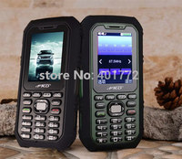 Clearance sale 4500mAh battery Power Bank Dual SIM Shockproof mobile Phone Torch TV FM cell phones Vibration H mobile A9000