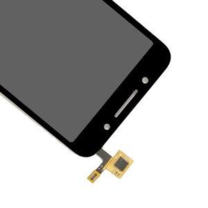 "Image 4 - 5,34 ""ЖК дисплей с рамкой для Vodafone Smart N9 lite LCD N9lite дисплей сенсорный дигитайзер сборка VFD620 дисплей VFD 620 экран"
