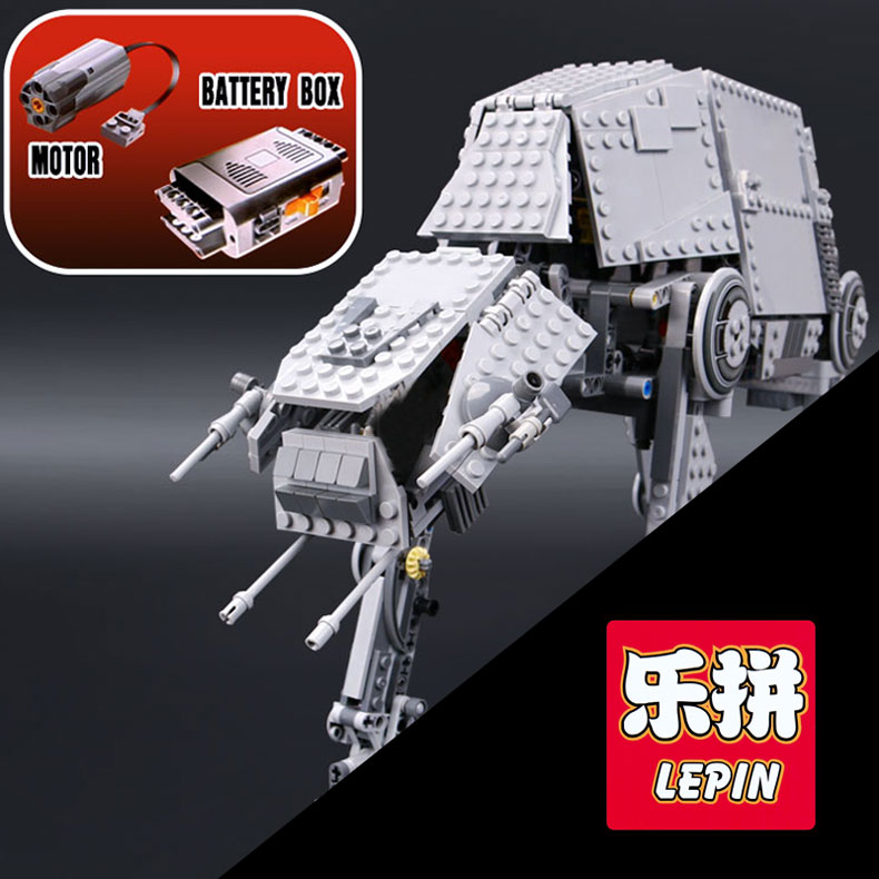 NEW LEPIN 05050 1137pcs AT toy AT the robot Model Educational Building blocks Bricks Classic Compatible 10178 for children Gift 367pcs insect building blocks abs plastic compatible model kit bricks diy educational toy for children kid animals gift