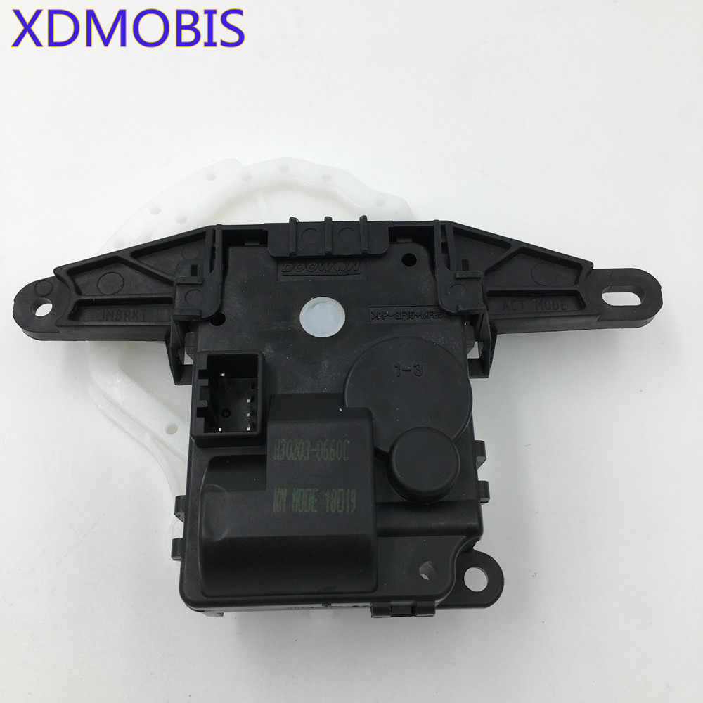 A//C Heater Blend Actuator Mode for 2005 2006 2007 2008 2009 Hyundai Tucson