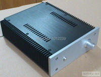 hot sale aluminum chassis power amplifier enclosure / chassis /AMP box with terminals