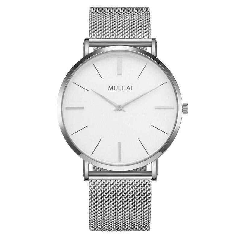 Ultra-dünne Herren Uhr Luxus High-end-Marke Männer Uhr Einfache DW Armbanduhr Japanischen Bewegung Automatische Wasserdichte 40mm zifferblatt