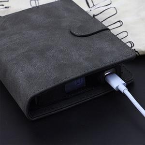 Image 3 - JINXINGCHENG mode couverture de livre à rabat pour iqos Multi 3.0 porte étui couverture portefeuille en cuir étui pour iqos 3 Multi