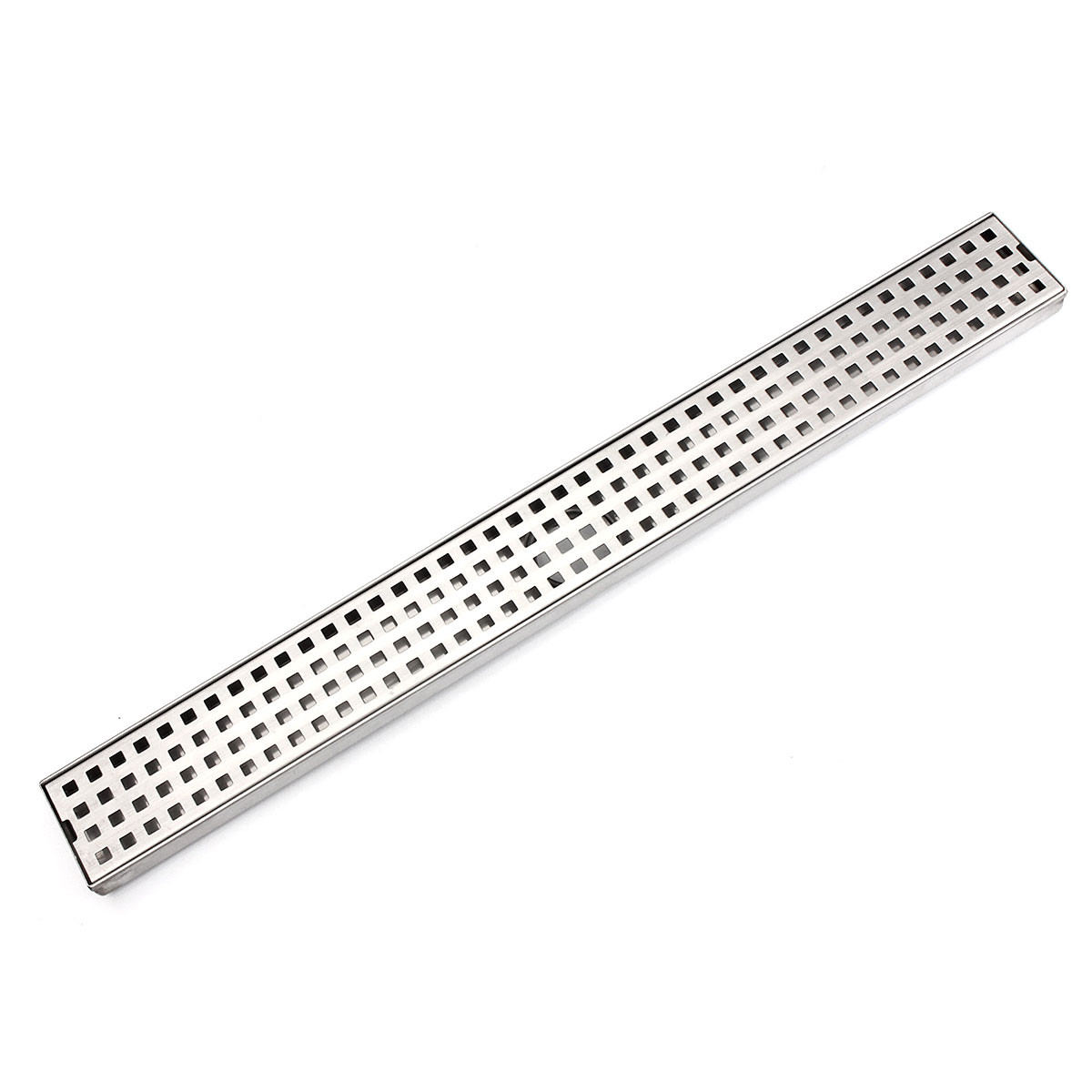 6006822mm stainless steel bathroom shower floor drain grates 6006822mm stainless steel bathroom shower floor drain grates waste linear tile insert long drainer floor drain in drains from home improvement on dailygadgetfo Images