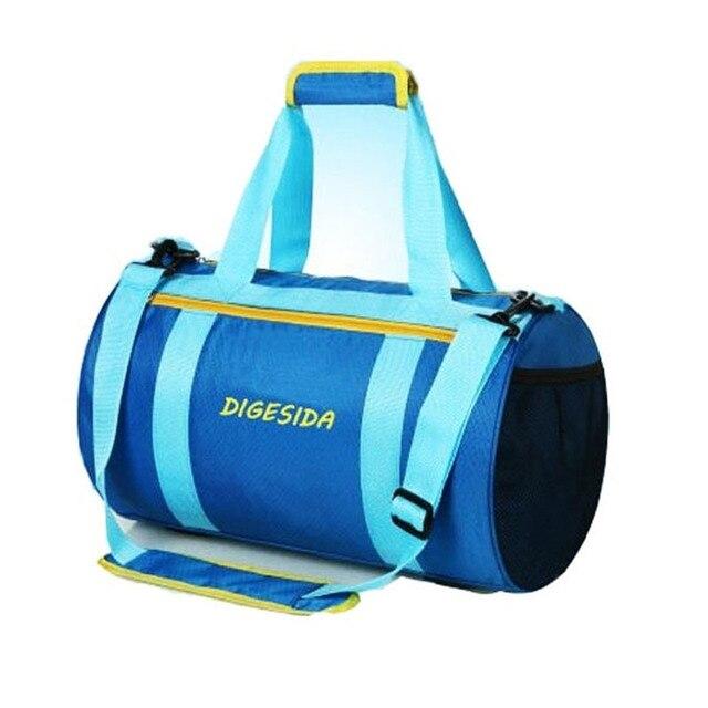 364004590a0 Waterdichte Sport tassen mannen vrouwen strand opslag handtas droog nat  scheiding gym schoudertassen grote capaciteit reizen