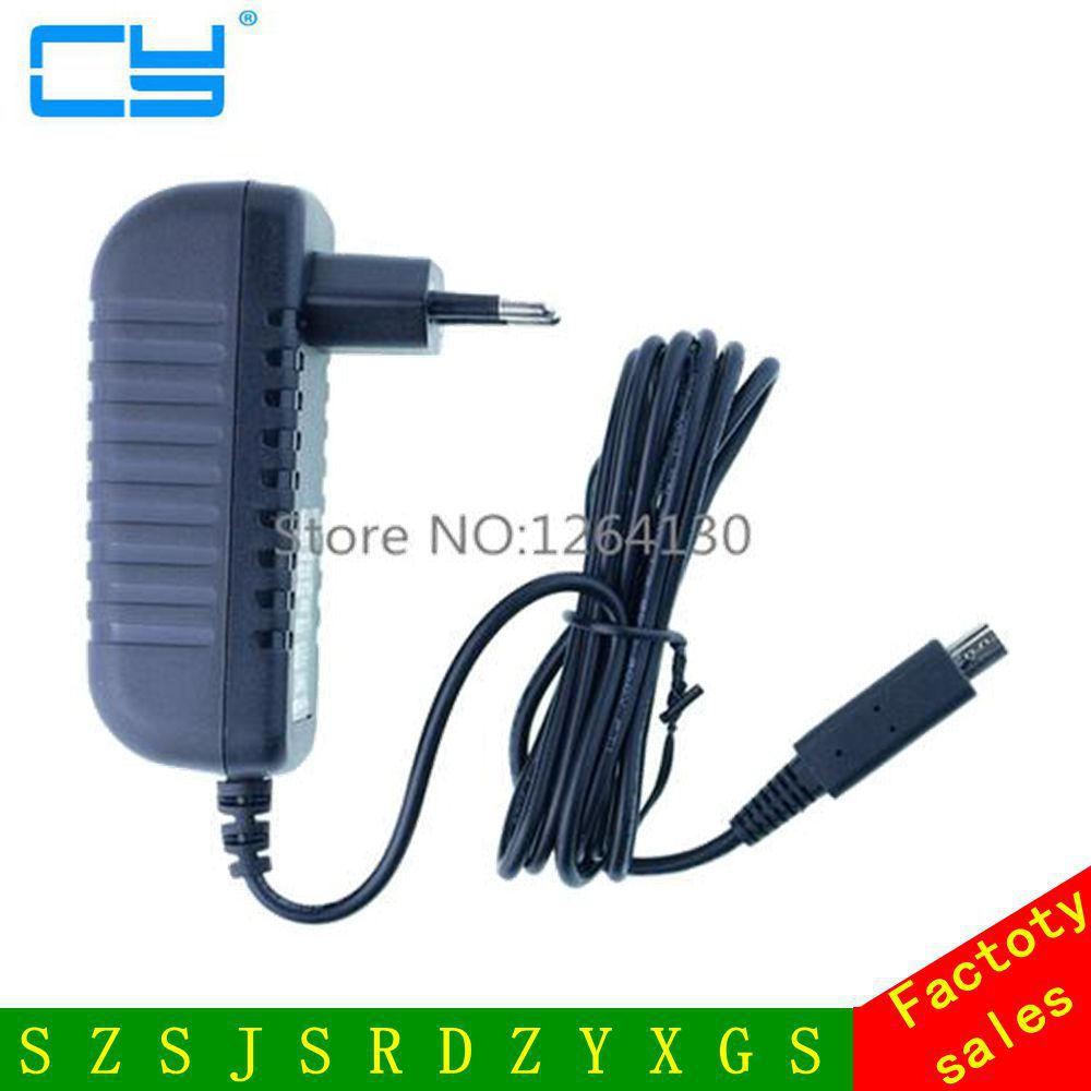 Power adapter wall charger DC 12V 2.0A for Acer Iconia Tab A510 A700 A701 Black EU Plug цены
