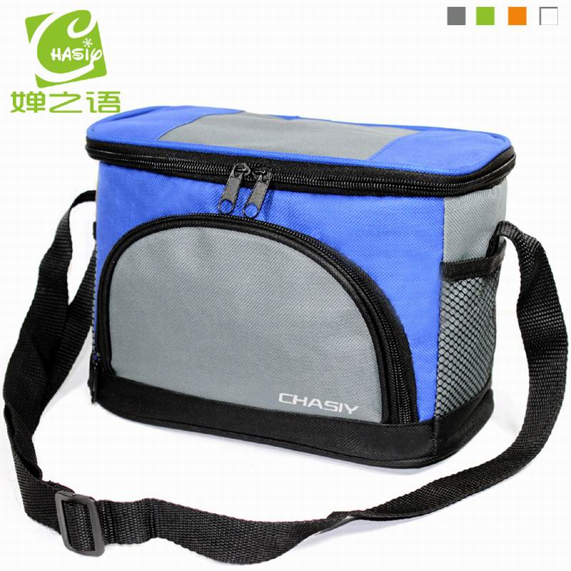 4 colors thermal leak-proof ice pack insulation cooler bag breast milk storage bag insulated lunch bag for women men
