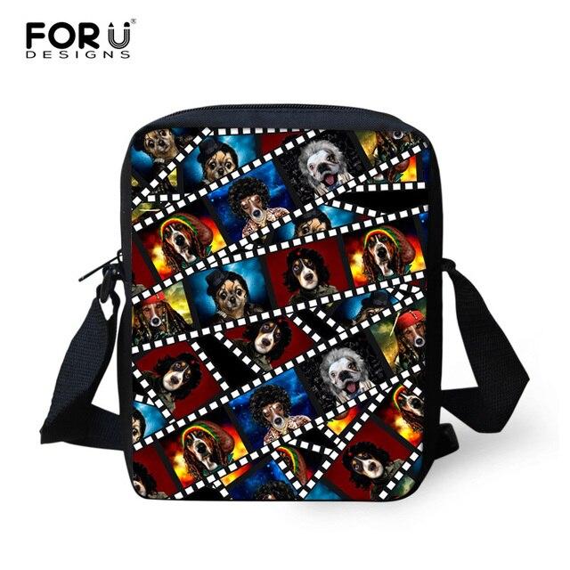 2016 Fashion Mini Bags Women Messenger Bags Black 3D Animal Dog Handbags  Women Famous Brand Designer Handbags Small Ladies Bags 14eca10325ba0