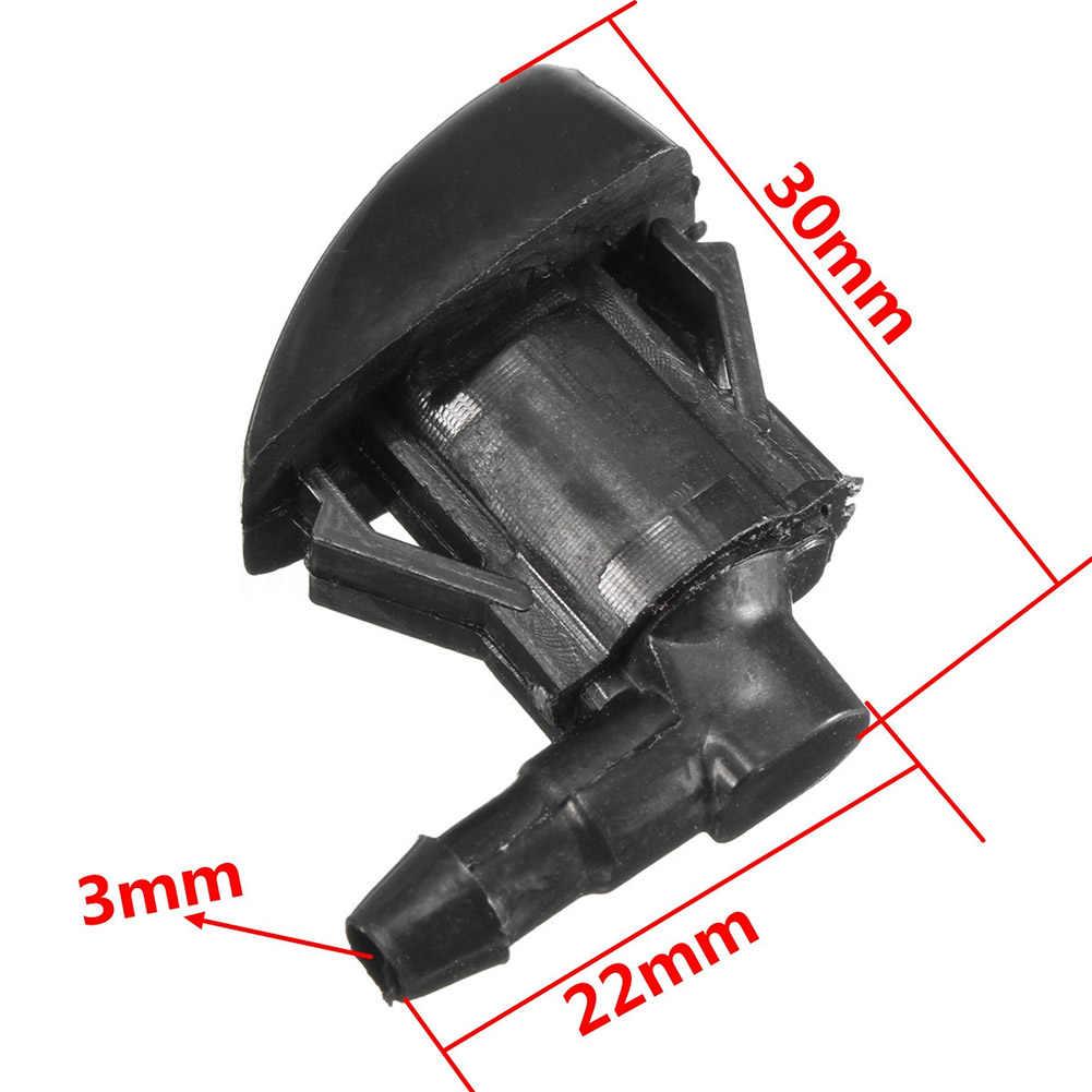 2 Pcs שמשה קדמית אוטומטית מכונת כביסה זרבובית תרסיס סילון עבור טויוטה קורולה קאמרי E120 03-06 CSL2017