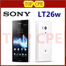 Sony Xperia acro S LT26w original unlocked mobile phone Sony LT26w 16GB Dual-core Android 3G GSM WIFI GPS 12MP dropshipping