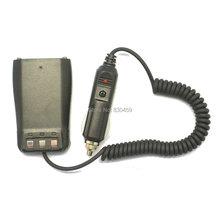 5Pcs Original Baofeng Car Battery Eliminator 12V DC For UV-B5 UV-B6 Dual Band Walkie Talkie