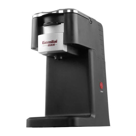 Gemilai Espresso Cappuccino Coffee Machine High Pressure Steam Coffee Machine Italian Maker Espresso Cappuccino Milk Foam встраиваемый светильник gumarcris 412gri