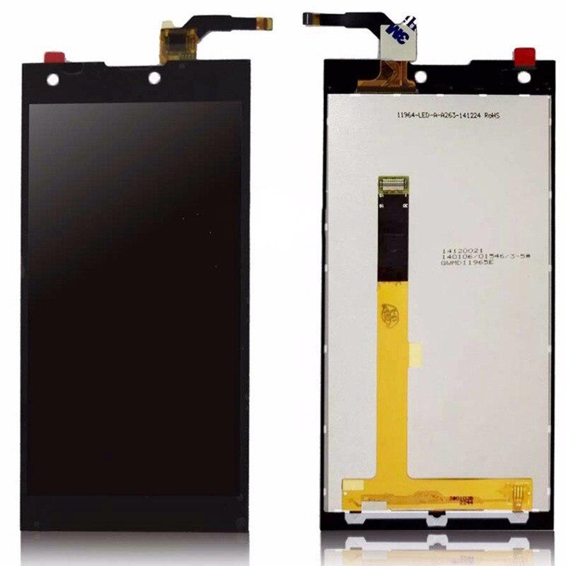 imágenes para 5 Pulgadas Para DEXP Ixion W5 LCD Display + digitalizador de Pantalla Táctil para DEXP Ixion w 5 pantalla lcd + herramientas