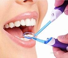 3 шт. из светодиодов свет стоматологические инструменты зубы комплект зеркало + доска удалить + зуб ластик стоматолог гигиены