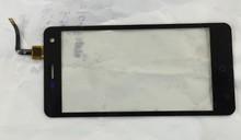NEW t120500e1v1.1 for Zte Blade L3 touchscreen L3 handwritten screen L3 capacitive touch screen t120500e1v1.1
