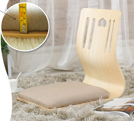 Superieur 4pcs/lot Japanese Legless Chair Thick Cushion Seat Floor Seating Furniture  Asian Korean Living Room Tatami Floor Zaisu Chair In Living Room Chairs  From ...