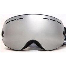 Benice Brand Ski Snowboard Goggles Double Lens Anti Fog UV Spherical Professional Ski Glasses Men Multicolor Snow Goggle Masks