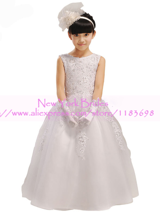 vestido de daminha   flower     girl     dresses   vestidos infantis first communion   dresses   for   girls