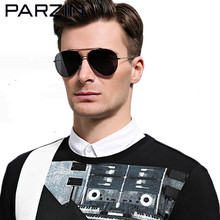 Parzin Polarized Sunglasses Men Colorful Film Female Sun Glasses Male Driving Glasses Ladies Shades Accessories With Case  8097
