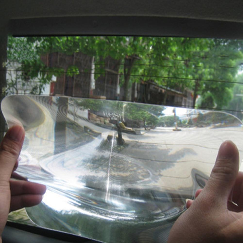 Nieuwe grootformaat fresnellens Parking reversing sticker nuttig om de kijkhoek van de fresenl-lens te vergroten