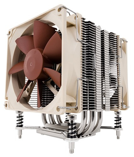 Noctua NH-U9DX i4 Intel Xeon LGA 2011 <font><b>2066</b></font> Server CPU processor COOLERS fans Cooling fan contain Thermal Compound Cooler fans image