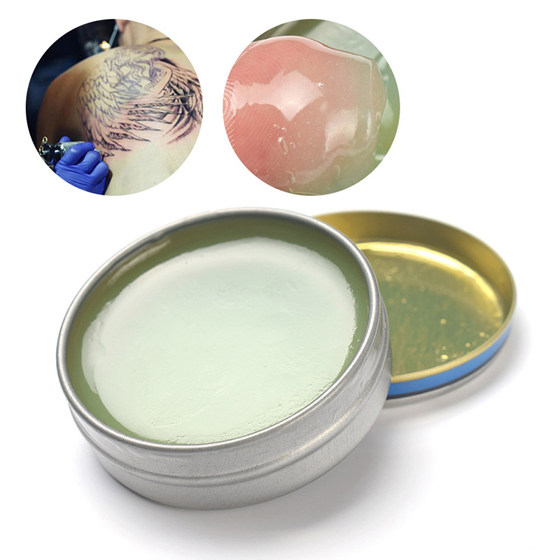 Dropshipping Tattoo Aftercare Ointment Healing Skin Care Permanent Makeup Tattoo Recovery Cream Lotion SMJ