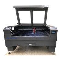High Standard 150W 180w CO2 Metal Laser Cutting Machine Dual Heads Laser Cutter