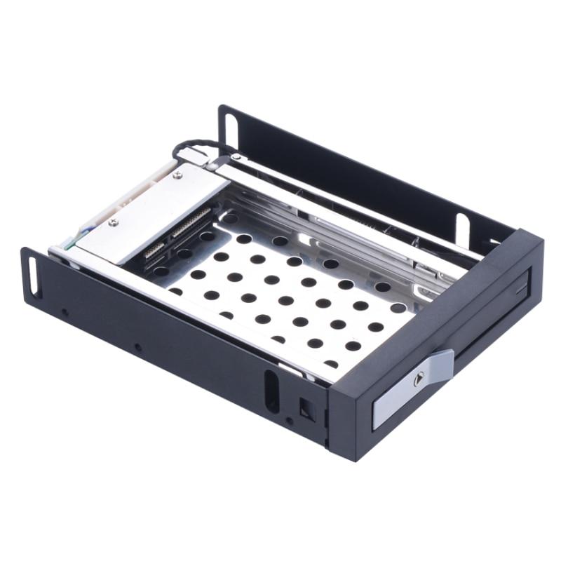 SATA hard drive enclosure hdd tray caddy 9 5mm ssd adapter hdd box internal HDD Mobile