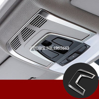 For BMW 1 Series F20 Interior Front Reading Light Cover Trim 2012 2016 1pcs