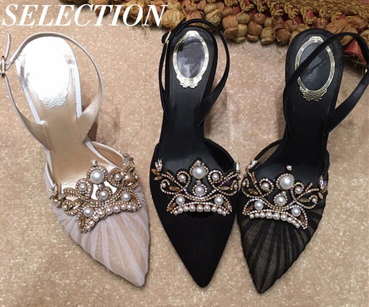 Buy custom rhinestone high heels and get free shipping on AliExpress.com ad8936562871