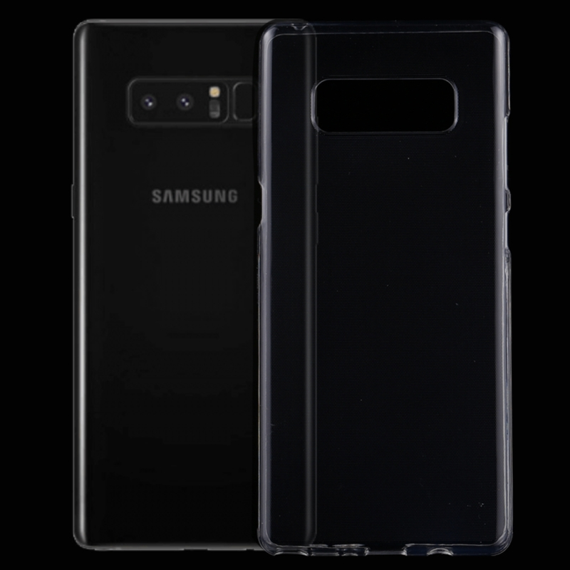 for samsung galaxy note 8 case Ultra-thin Slim Transparent Silicone Soft TPU Protective Cover Case For Galaxy Note 8 funda coque
