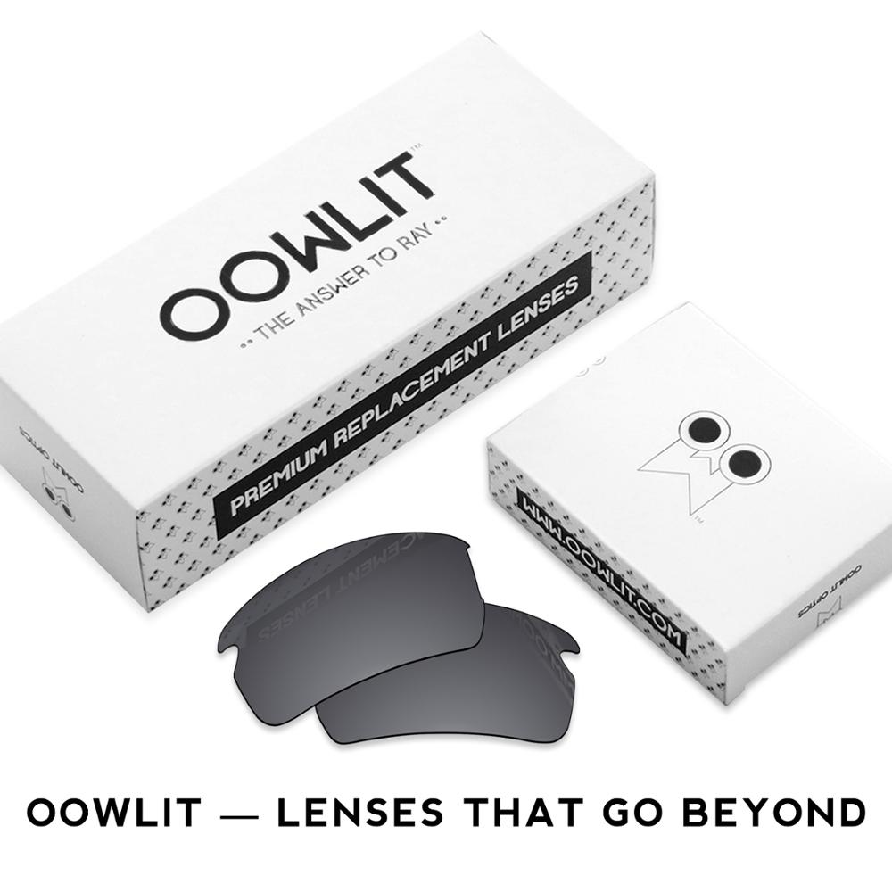Image 5 - OOWLIT Anti Scratch Replacement Lenses for Oakley Holbrook OO9102 Etched Polarized Sunglasses-in Eyewear Accessories from Apparel Accessories on AliExpress